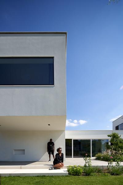 Villa Eindhoven Waterrijk. JMW architecten.
