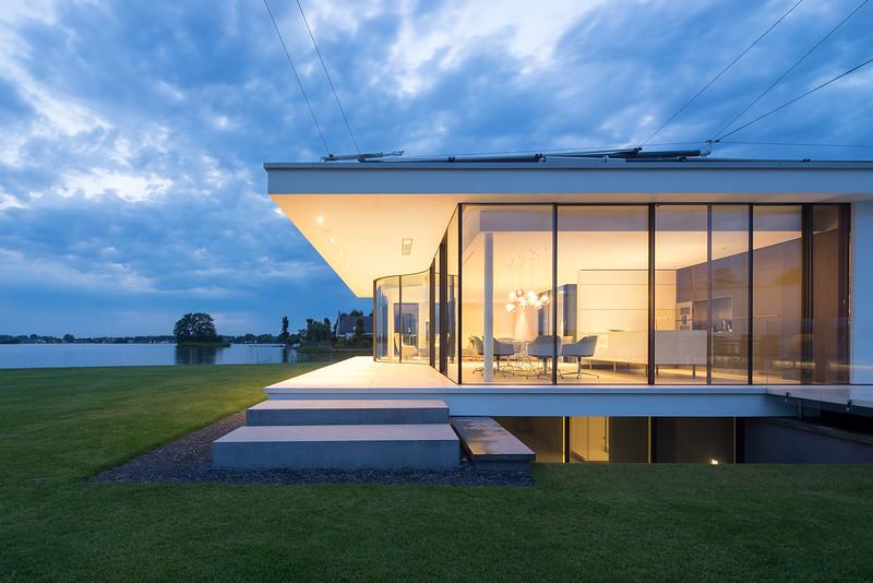 Villa Reewijk. Lab 32 architecten