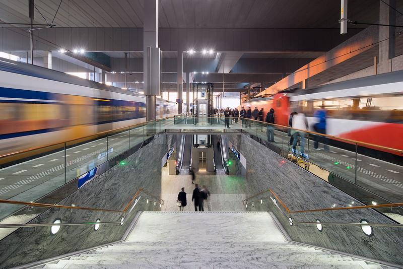 Station Breda.  Koen van Velsen architecten