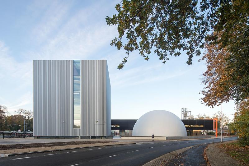 Museumplein Kerkrade. Architecten:  Shift AU Rotterdam.