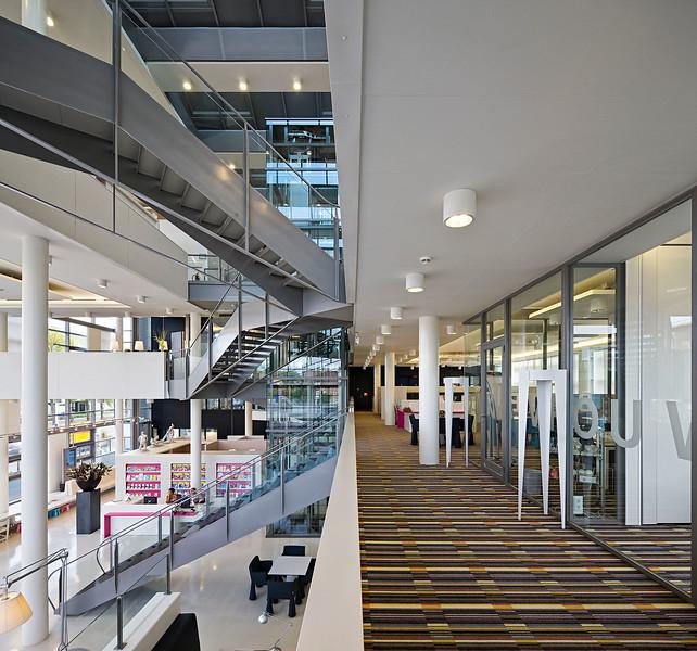 AHH architecten. Kantoor Aramis Roosendaal.