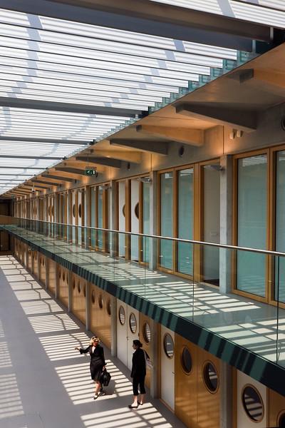 Studio M10 architecten. Oostvaarderskliniek  Almere