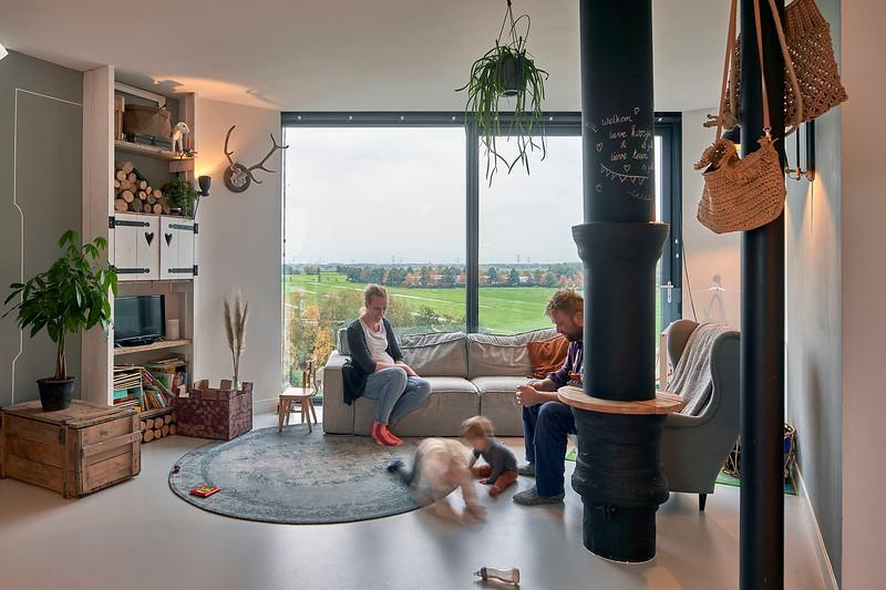 Watertoren Nieuw Lekkerland. RVarchitectuur. Watertorenprijs 2020.