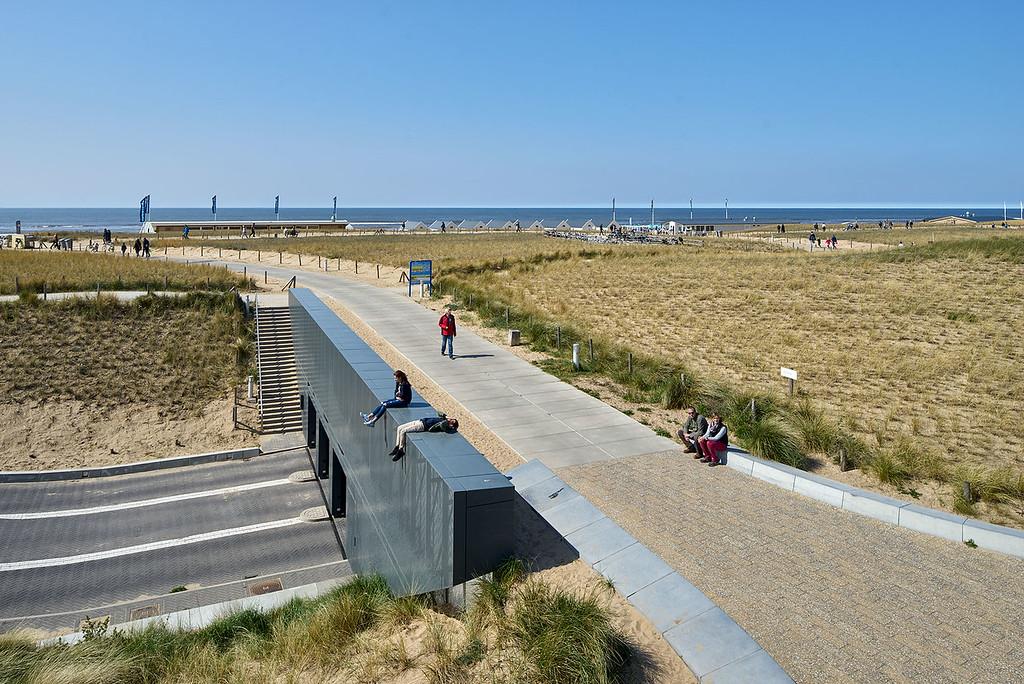 Kustzone Katwijk aan Zee. Okra landschapsarchitecten
