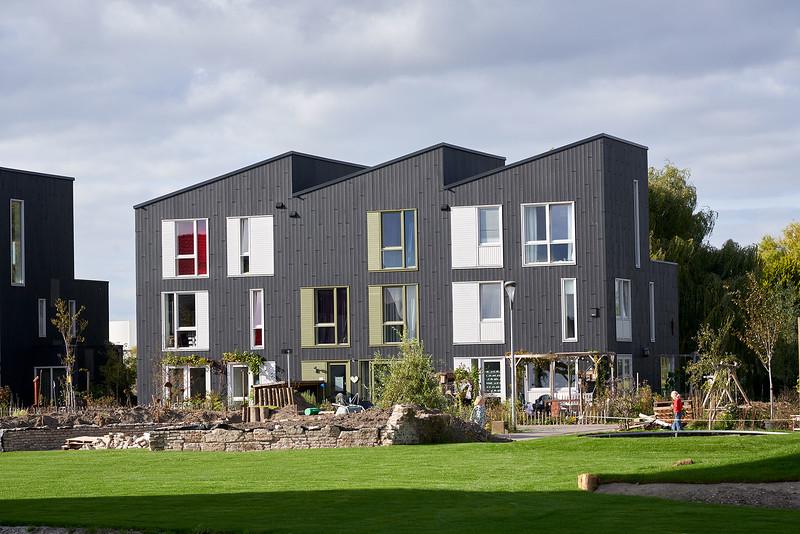 Eilanden van Sion. Delft. Inbo architecten. CPO project.