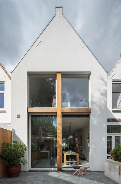 RVArchitectuur. Uitbouw woning Haarlem