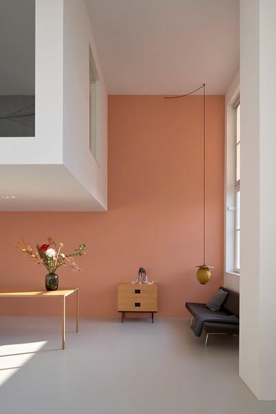 Loft in School, Rotterdam. Eklundterbeek architecten.