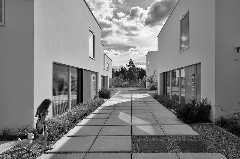 Woonwijk Waterrijk Eindhoven. JMW architecten. Hommage aan Jan Versnel.