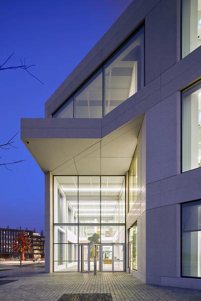 Gerechtsgebouw Breda. Paul de Ruiter architecten. Rob Hootsmans architectuurbureau.