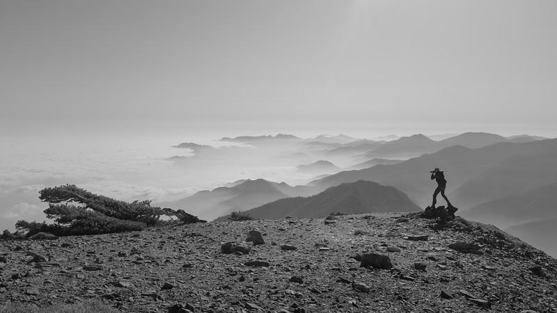 Lens #2: Mt. Baldy