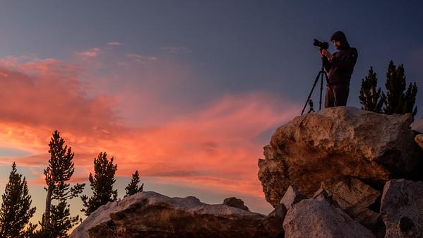 Lens #2: Mt. San Jacinto