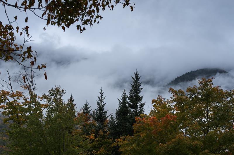 Mist on Cannon Mountain