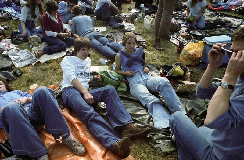 Dylan concert at Blackbush