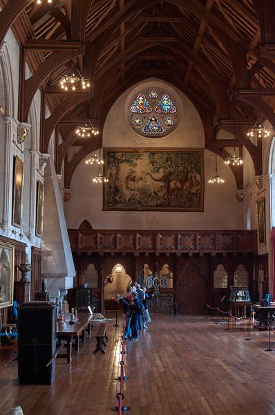The Barons Hall