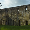 Battle Abbey Wall