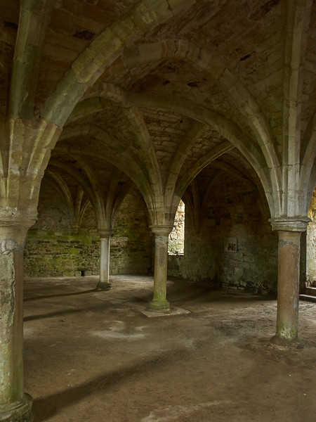 Battle Abbey Interior