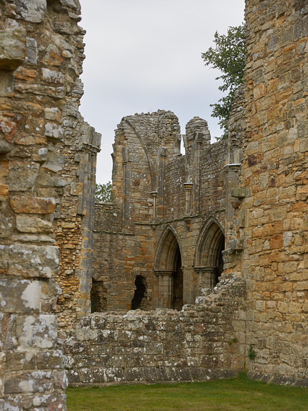 New north transept