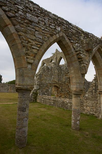 Gothic Arch Detail
