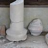 Column Base, Bignor Roman Villa