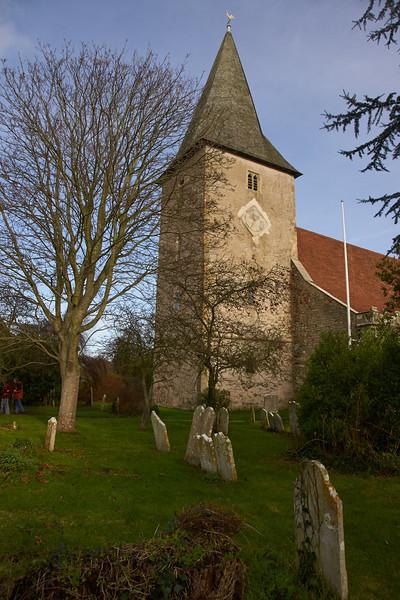 Saxon Tower of Holy Trinity