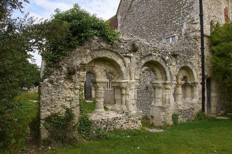 Ruin of Cloister