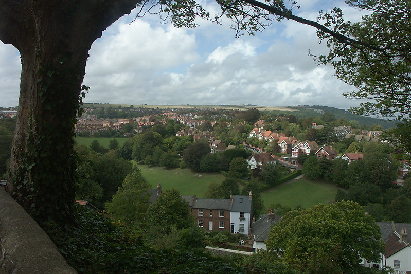 Possible Site of the Battle of Lewes