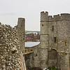 Lewes Castle Barbican
