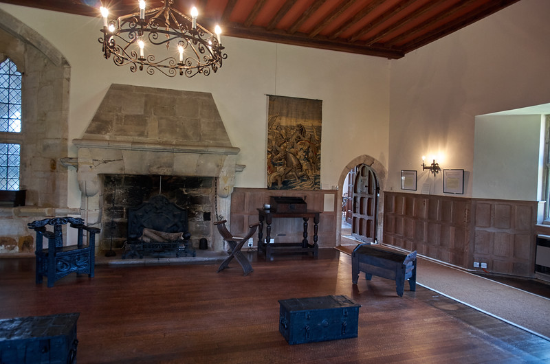 Priors Room