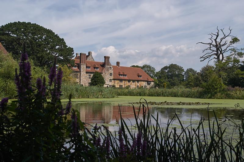 Michelham Priory Across the Moat