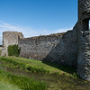 Pevensey Castle Curtain Wall