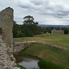 View from Battlements