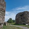 Main Gate of Pevensey Roman Fort