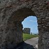 Gate in Roman Wall