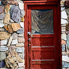 The old red door, Provo, UT
