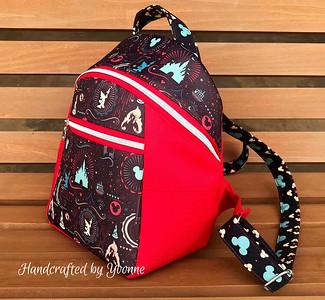 Peregrina convertible backpack