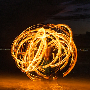 Isla Kalayo - Fire Island