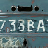 Kofferraumhaube eines Citroën Traction Avant