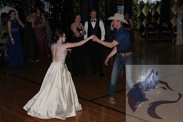 2018 Prom- Dance
