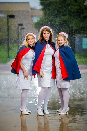 Sugar Grove IL // Graduation // Sarah, Cindy&Kelly