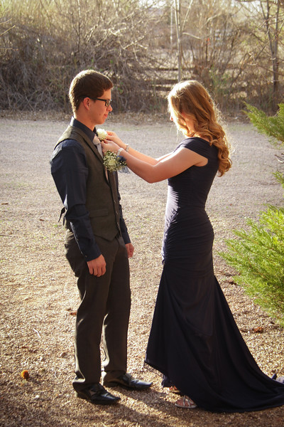 Prom Zack and Kailyn