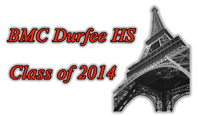 BMC Durfee HS Junior Prom 4-25-13