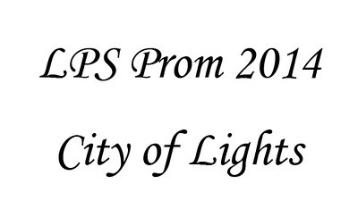 Learning Prep Prom