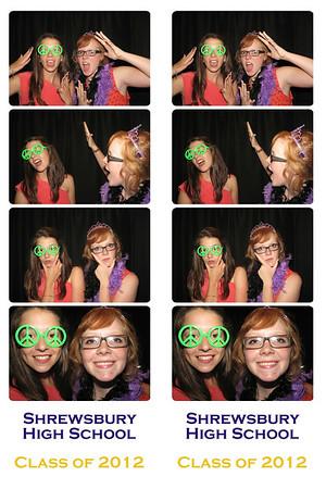 SHS 2012 Senior Banquet 5/30/2012