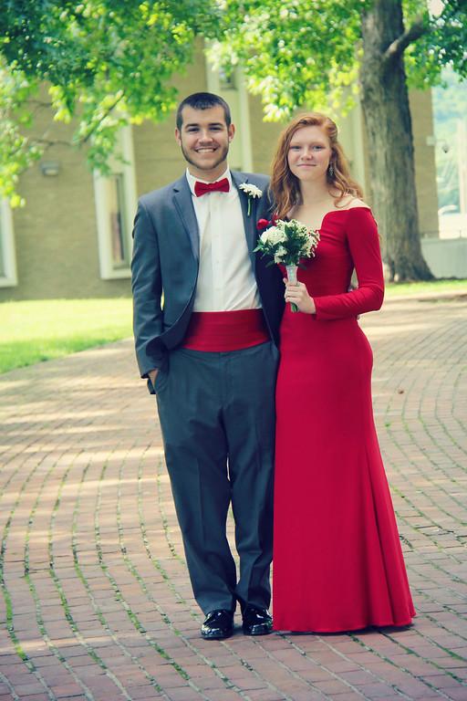 ~Tyler Prom 2014~