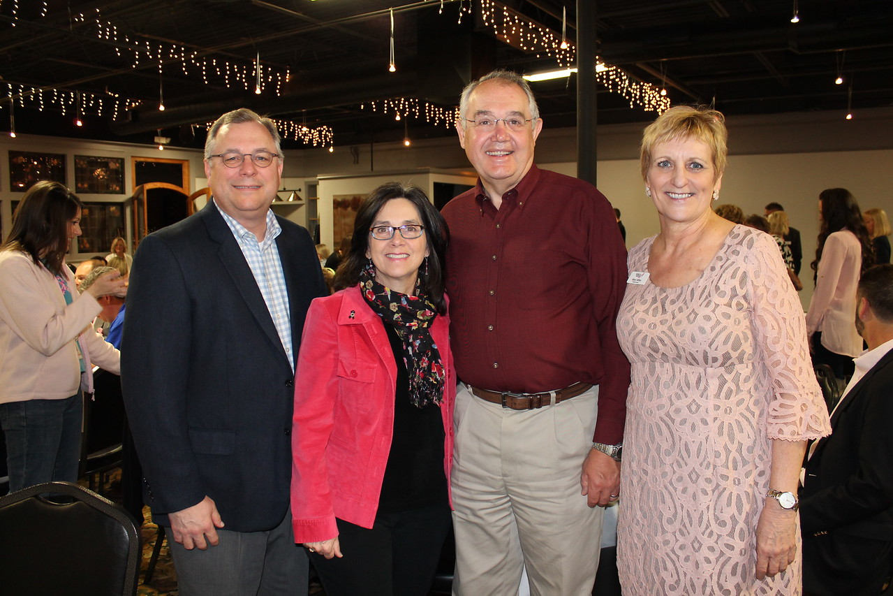 Dr  Kevin Pope, Dr  Danna Grear, Dr  Steven Harms, Mary Alfrey 1
