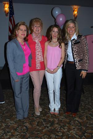 Janice Hawrine, Cheryl Easterling, Alicia Jett, Amy Bates1