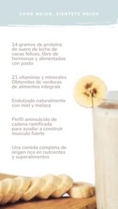 SPANISH Banana Cream