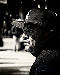 Harlem Street portrait