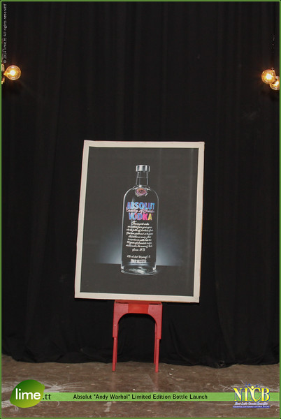 "Absolut ""Andy Warhol"" Limited Edition Bottle Launch"