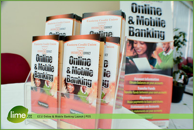 Eastern Credit Union Online & Mobile Banking Launch - POS